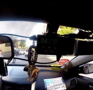 [VIDEO] Cobros abusivos de taxis en conciertos