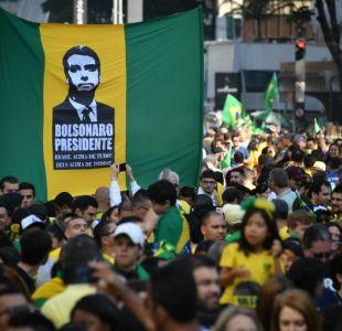 Brasil: Multitudinarias marchas a favor de Bolsonaro a una semana de segunda vuelta presidencial
