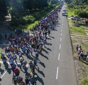 Juez suspende decisión de Trump de denegar asilo a personas que entran ilegalmente en EEUU