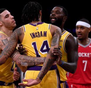 [VIDEO] Violenta pelea en partido de la NBA termina con duros castigos