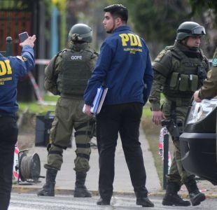 Fiscalía entrega detalles del hallazgo de cuerpo colgado en Maipú