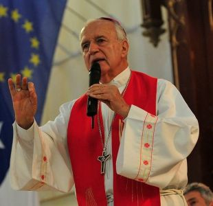 Ex obispo de Valparaíso declara en Fiscalía y admite cultura del encubrimiento en la iglesia