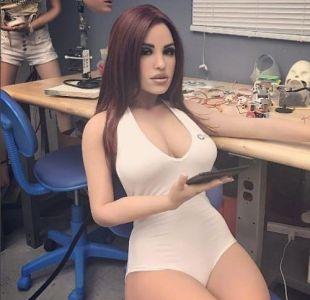 [FOTO] Harmony: La robot que ingresó a Tinder y causó sensación entre los usuarios
