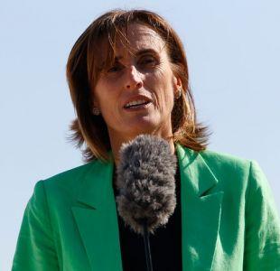 Ministra Cubillos detalla indicación para Aula Segura y pide apoyo transversal