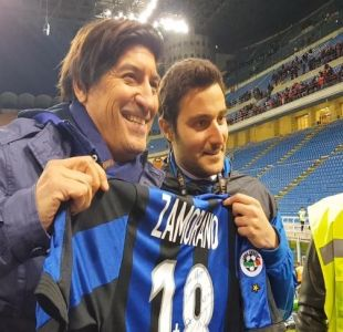 [VIDEO] El Inter de Milán no olvida a Iván Zamorano