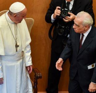 Aprendí más del rechazo que del éxito: La reflexión de Scorsese ante el Papa Francisco