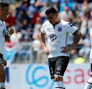 [VIDEO] Lucas Barrios responde a críticas y acepta que Colo Colo y él deben mejorar