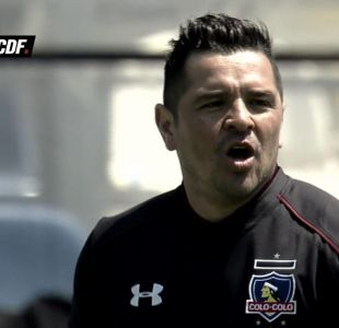 [VIDEO] Héctor Tapia no continuaría en Colo Colo