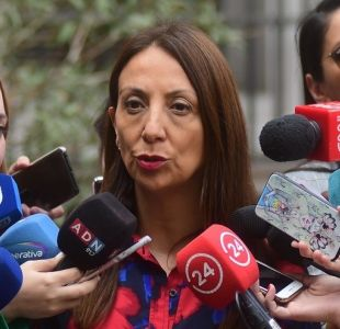Pérez y críticas a Piñera por alusión a la minifalda: Que algunas no se pasen de listas