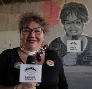 [VIDEO] Melina Montes: ¿Quién es la reportera que relató la balacera en Bajos de Mena?