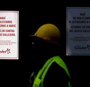 Las Condes cursa segunda multa por acoso callejero