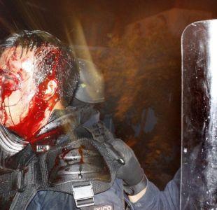 Caravana de migrantes: policía mexicano herido en la cabeza y otras noticias falsas sobre el grupo
