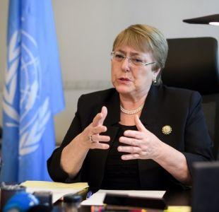 ONU difunde testimonio de Bachelet sobre dictadura en Chile: Tenía muchísima rabia