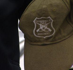 Carabineros da de baja a funcionario de Talagante involucrado en venta de armas a delincuentes