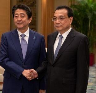 Japón y China firman acuerdos tras histórica reunión