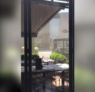 [VIDEO] Cinematográfica persecución tras asalto