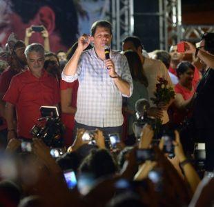 Campaña callejera busca convencer a indecisos para evitar victoria de Bolsonaro