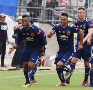 La U vence a Católica en el Estadio Nacional y enciende la definición del campeonato