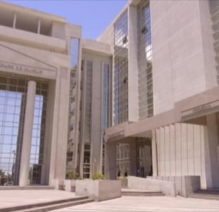[VIDEO] Pugna por fallas en centro de justicia de Iquique