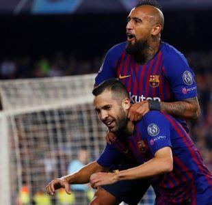 Arturo Vidal y su presente en Barcelona: El gol ante el Madrid me dio confianza