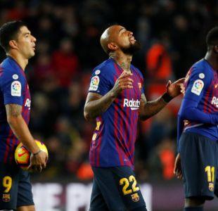 Abre una nueva etapa en el Barça: Los elogios de un reconocido diario español para Arturo Vidal