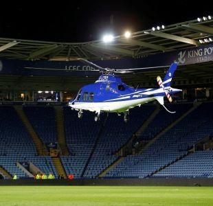 [VIDEO] Programa capta instantes previos a que helicóptero del dueño del Leicester se estrellara