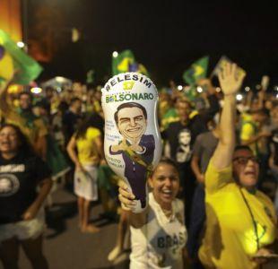 Adherentes de Bolsonaro: El pueblo indignado habló en Brasil