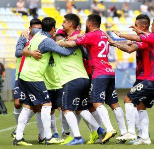 [VIDEO] Goles Fecha 27: Everton vence a Antofagasta en su lucha por evitar el descenso