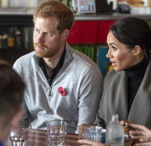 La cariñosa forma con que el príncipe Harry se refiere al bebé
