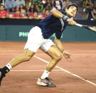 [VIDEO] Después de ocho años Chile vuelve a tener dos tenistas en el Top 100 del ranking ATP