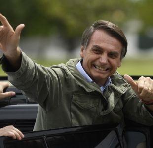 El primer viaje de Jair Bolsonaro será a Chile