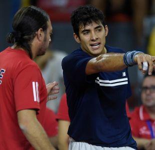 [VIDEO] Chile ya tiene sede para enfrentar a Austria por Copa Davis