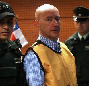 Defensa de Rafael Garay pide rebaja de sentencia
