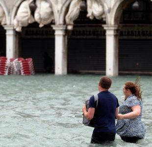 [FOTOS] Venecia inundada: las impresionantes imágenes de la ciudad bajo el agua