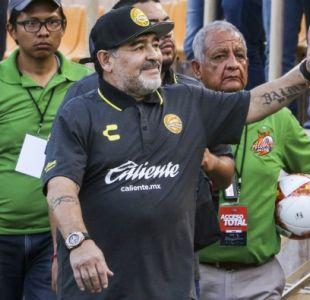Diego Maradona cumple 58 años: El día en que Colo Colo intentó fichar al astro argentino