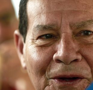 Vicepresidente de Bolsonaro, Hamilton Mourão: Vamos a demostrar que no somos gente autoritaria
