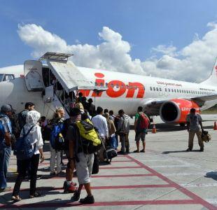 Indonesia ordena la inspección de los Boeing 737 MAX tras accidente de Lion Air