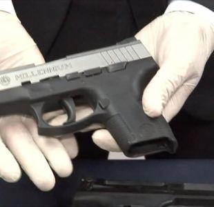 Incautan una pistola a un niño de seis años en una escuela de Estados Unidos