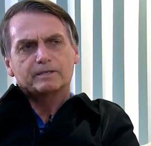 [VIDEO] Bolsonaro muestra sus cartas y provoca a Lula