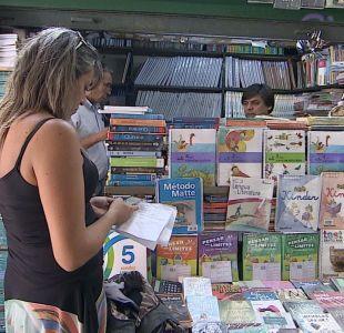 [VIDEO] Mercado de textos escolares bajo la lupa
