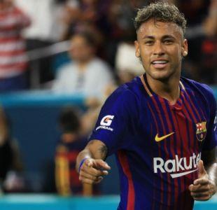 [VIDEO] Neymar arriesga una condena de hasta seis años de cárcel en España