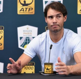 [VIDEO] Rafael Nadal se baja de París-Bercy y Novak Djokovic será el nuevo número 1 de la ATP