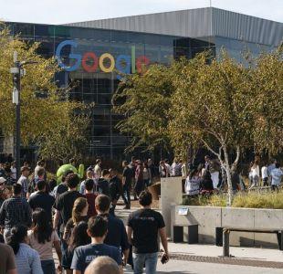 Miles de empleados de Google se manifiestan en el mundo contra el acoso sexual
