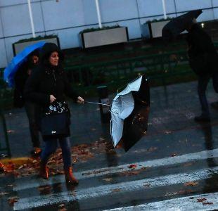 Decretan alerta temprana preventiva para las regiones de Los Lagos y Aysén por vientos