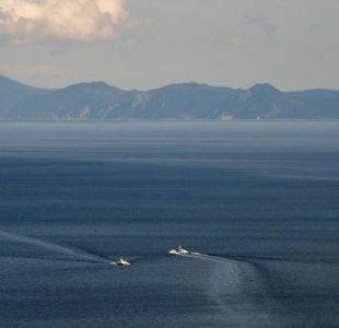 La isla japonesa que desapareció sin que nadie se diera cuenta