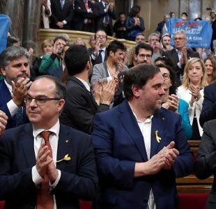 Independencia de Cataluña: piden hasta 25 años de cárcel para los impulsores del proceso de secesión