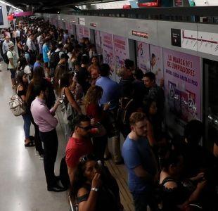 Línea 6 del metro cumple un año desde su inauguración: Transportó a más de 35 millones de pasajeros