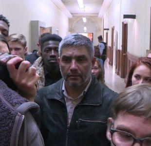 [VIDEO] Francia asila a Ricardo Palma Salamanca