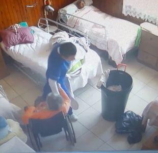 [VIDEO] Investigan golpiza en hogar de ancianos de Quillota