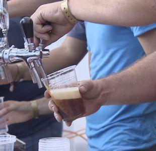 [VIDEO] Más de 60 tipos de cerveza en Oktoberfest de Malloco